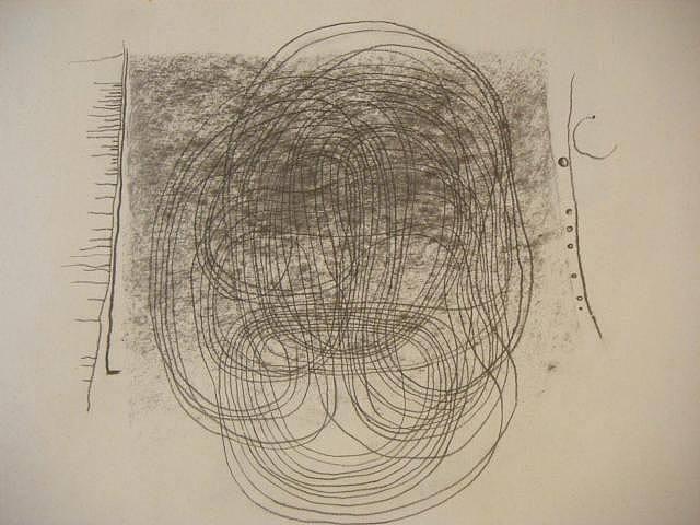 Circles and Lines, 1965 - Леон Артур Тутунджан
