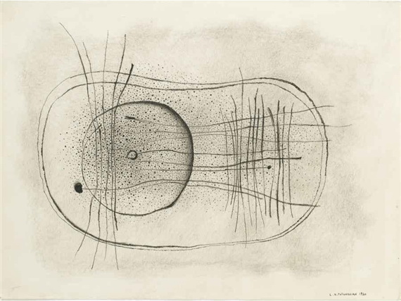 Untitled, 1960 - Leon Arthur Tutundjian