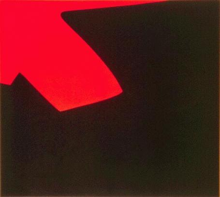Correspondence: Red-Black, 1962 - Leon Polk Smith