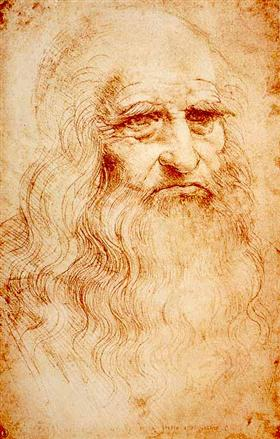 Leonardo Da Vinci 206 Artworks Painting