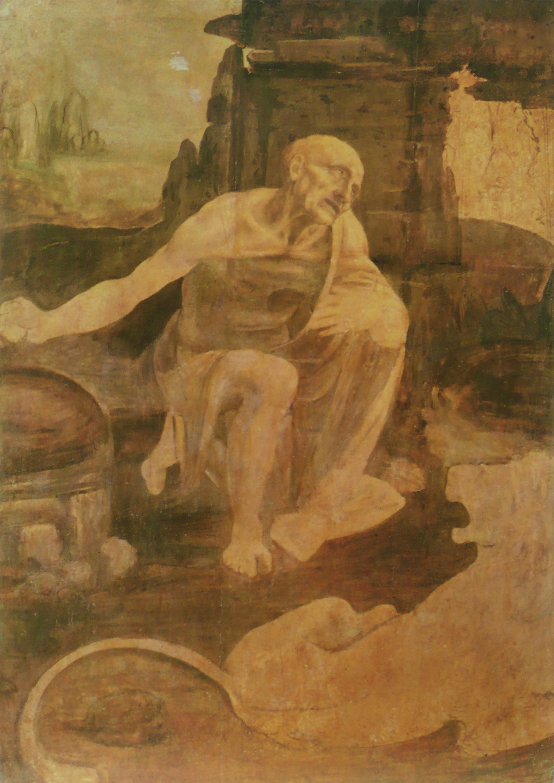 St. Jerome, 1480