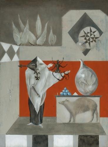 The Conjurer, 1960 - Leonora Carrington