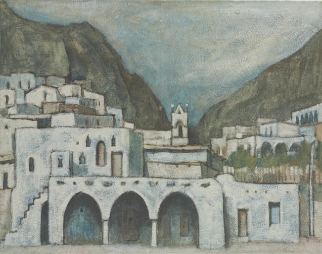 Maaloula, 1963 - Louay Kayyali