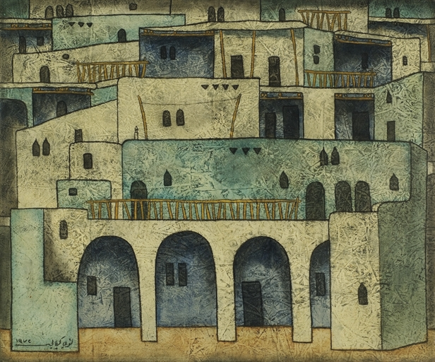 Maaloula, 1972 - Лоай Каяли