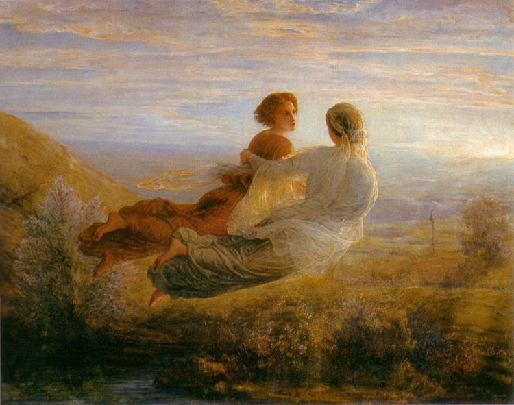 Poème de l'âme 16: Le Vol de l'âme - Луї Жанмо