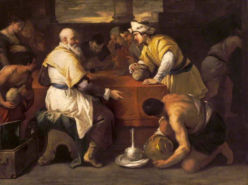 an analysis on the parable of the prodigal son Analysis of the return of the prodigal son by rembrandt in the return of the prodigal son - one of rembrandt's last paintings before his death - all dynamism has vanished.