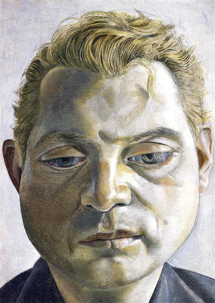 Francis Bacon, 1952 - Lucian Freud