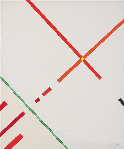 Costruzione B5/2, 1979 - Luigi Veronesi