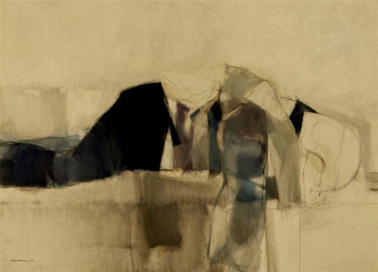 Untitled, 1977 - Luis Dourdil