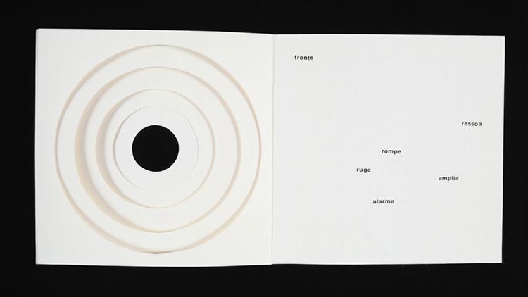Books-Poem, 1959 - Lygia Pape