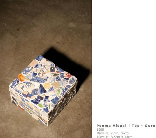 Visual Poem. Treasure, 1995 - Lygia Pape