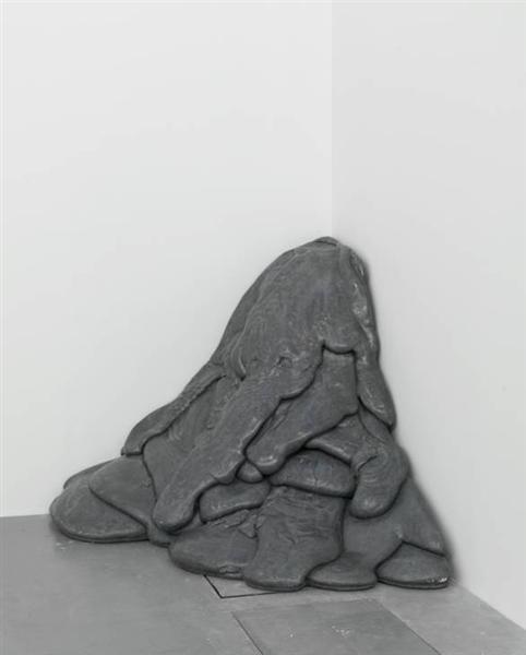 Quartered Meteor, 1969 - Lynda Benglis