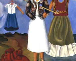 Memory (The Heart) - Frida Kahlo