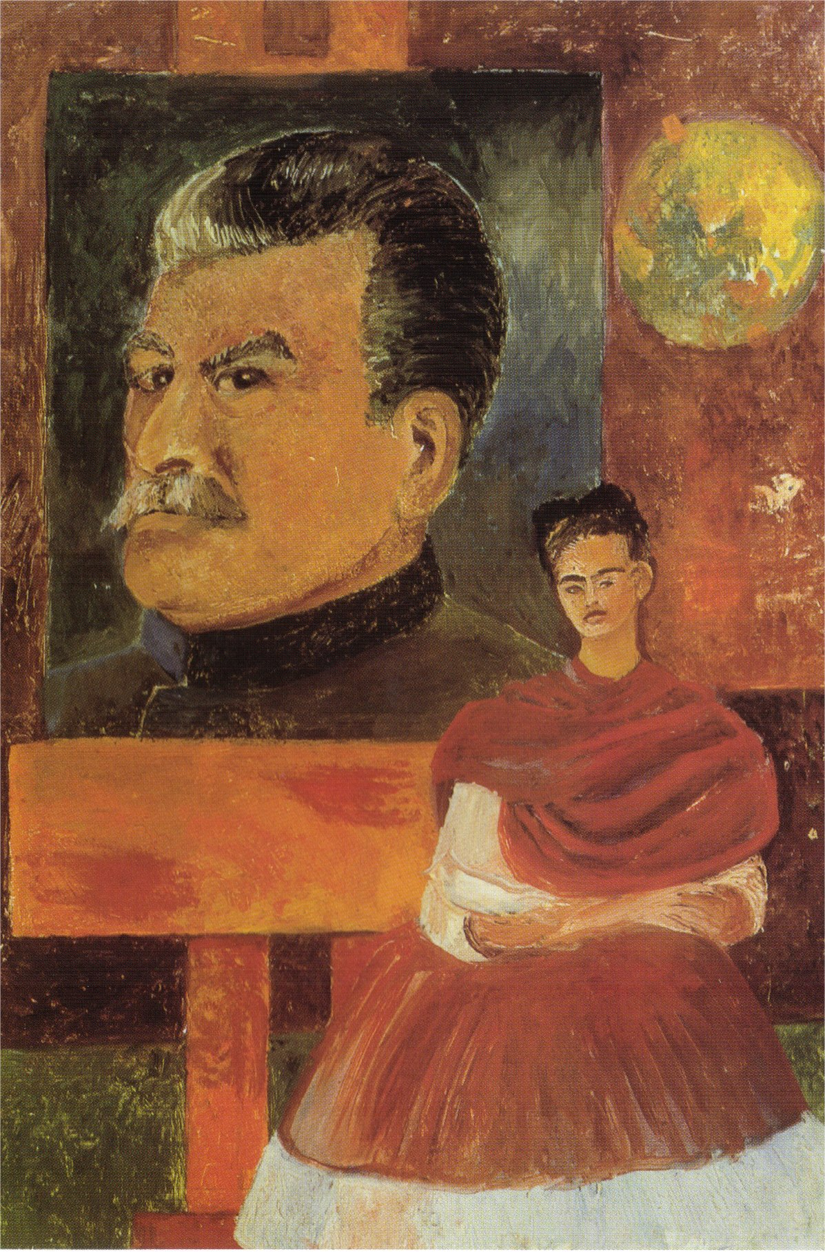 on frida kahlo s birthday check out her self portrait frida kahlo wikiart