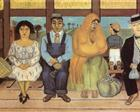 The Bus - Frida Kahlo