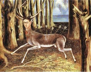The Wounded Deer - Frida Kahlo