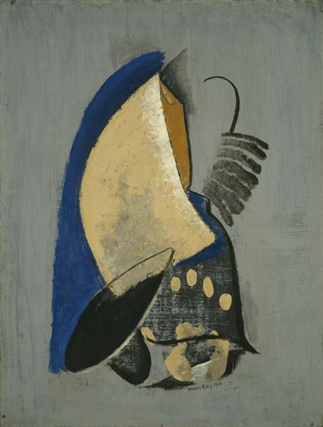 Invention, 1916 - Man Ray