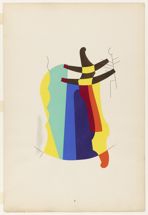 Legend from the portfolio Revolving Doors, 1926 - Man Ray