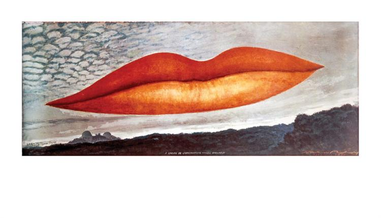 Observatory Time: The Lovers, 1932 - 1934 - Man Ray