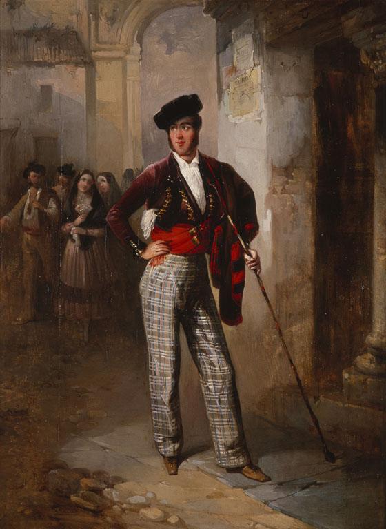 Majo, 1846
