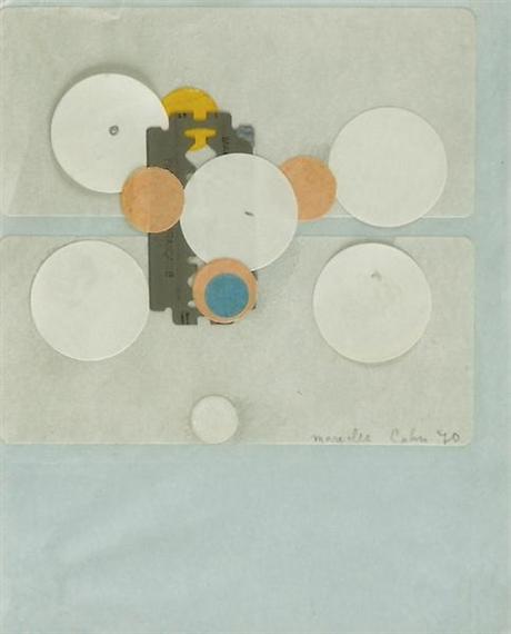 Untitled, 1970 - Марсель Кан