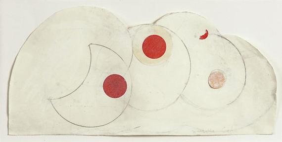 Untitled, 1973 - Марсель Кан