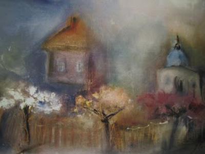 Landscape - Margareta Sterian