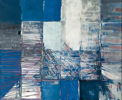 Dislocation du labyrinthe - Maria Helena Vieira da Silva