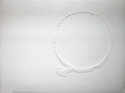 Information Bomb - Urinal - Marjan Eggermont