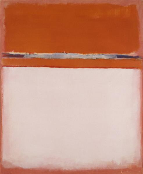 No.18, 1951 - Mark Rothko