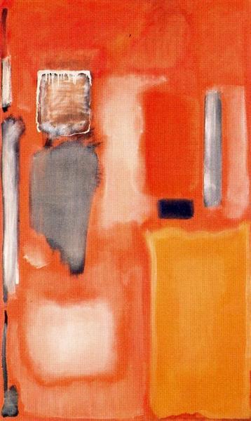 No. 19, 1949 - Mark Rothko