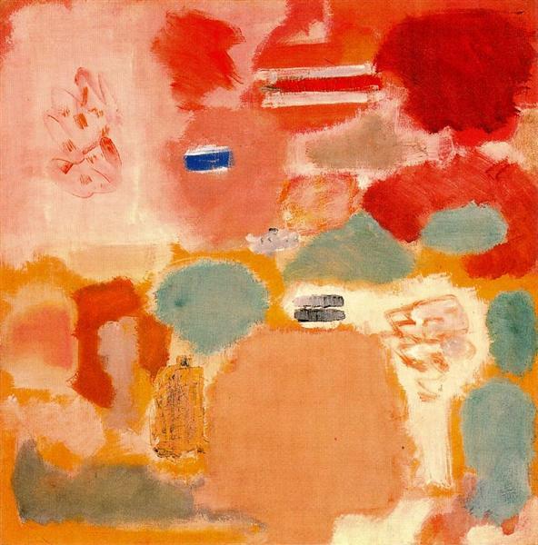 No. 21, 1949 - Mark Rothko