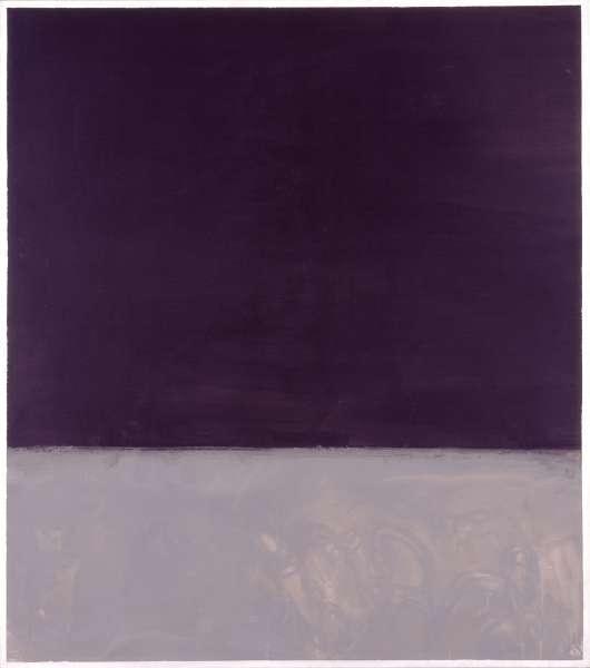 Untitled (Black and Gray), 1970 - Mark Rothko