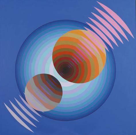 Cosmos N°2, 1976 - Martha Boto