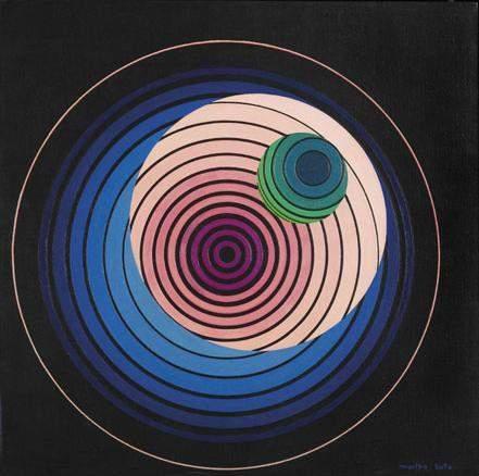 Cosmos N°3, 1977 - Martha Boto
