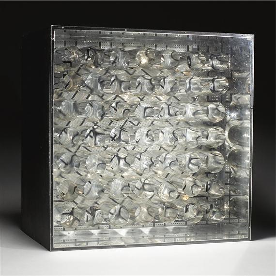 Optique lumino-dinamique - Martha Boto