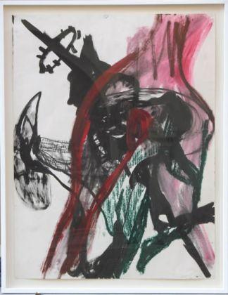 Untitled, 1982 - Martin Disler