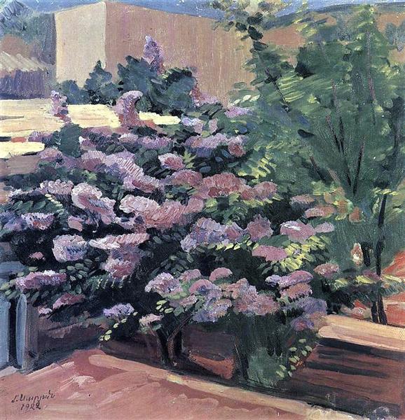 Lilac, 1922 - Мартірос Сар'ян