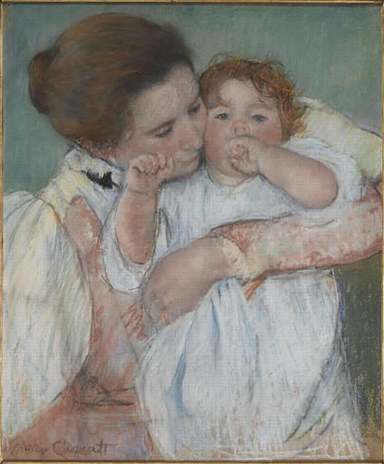 Matertiny - Mary Cassatt