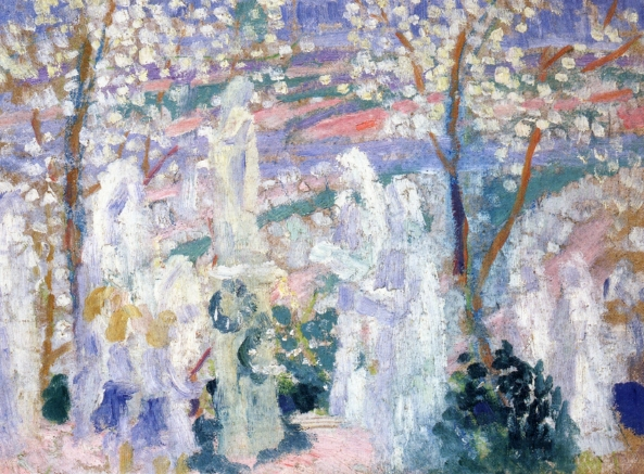The Gathering, 1907 - Maurice Denis