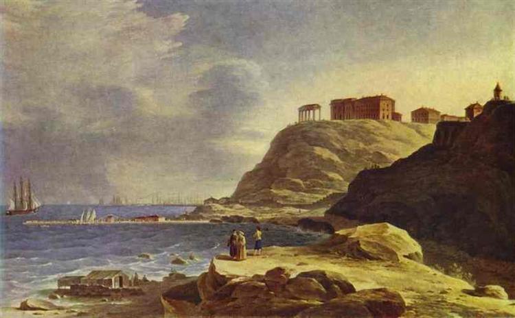 Odessa, 1832 - Максим Воробьёв