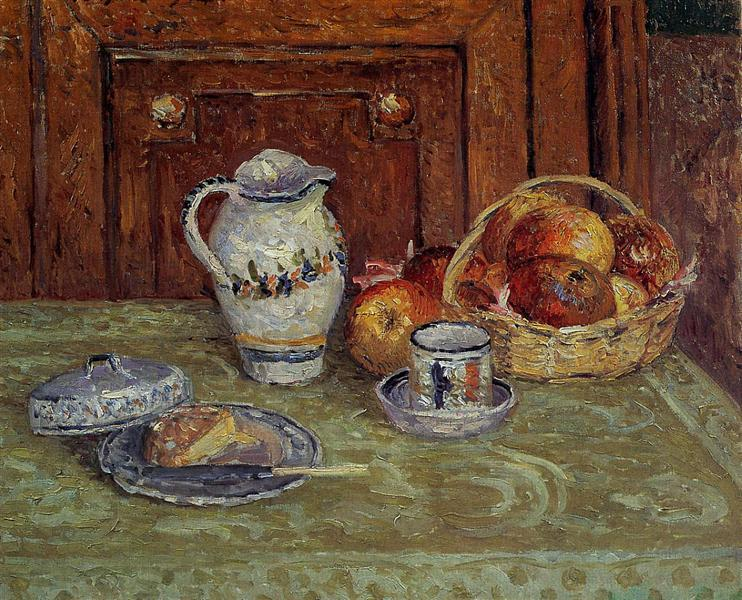 Dessert, 1904 - Maxime Maufra