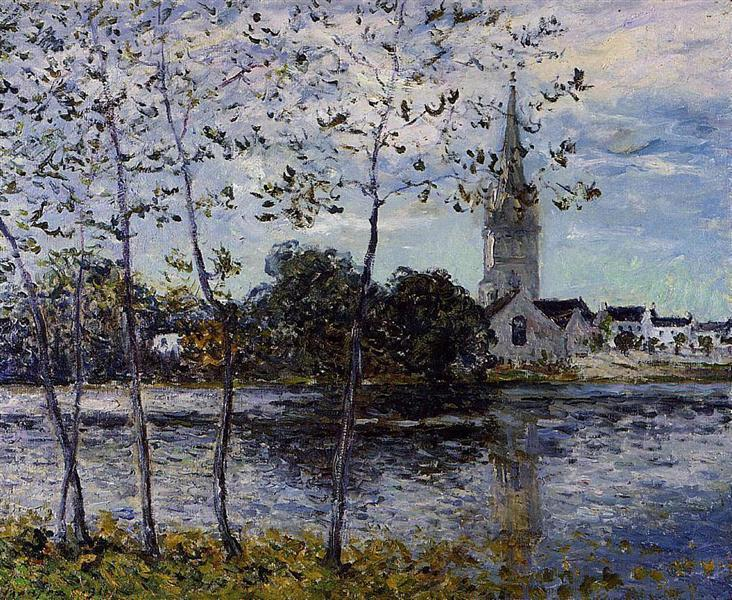 The Banks of the Pond at Rosporden, 1911 - Maxime Maufra