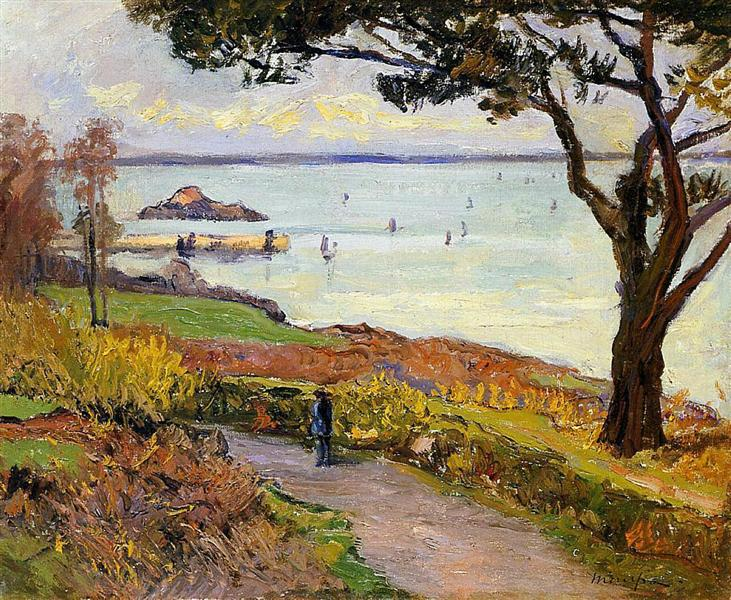 The Bay of Douarnenez - Maxime Maufra
