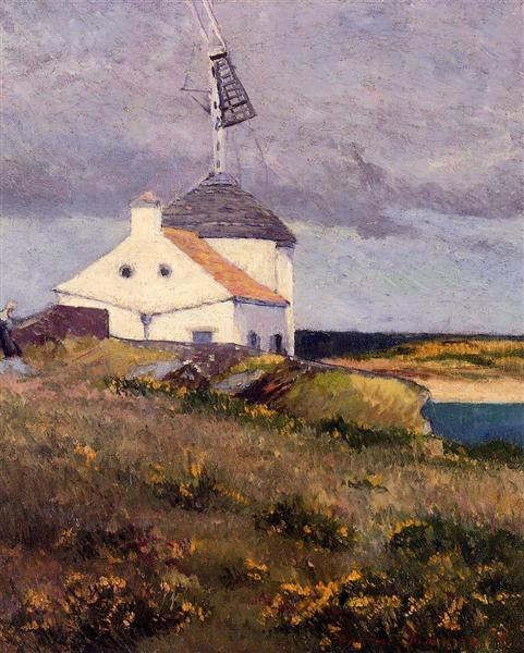 The Signal Tower, 1911 - Maxime Maufra