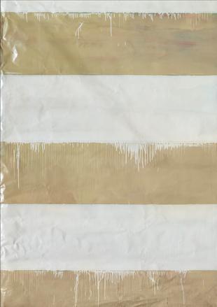 Peinture n°12, 1965 - Мишель Парментье