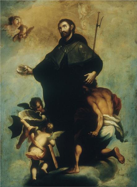 Saint Francis Xavier - Miguel Cabrera