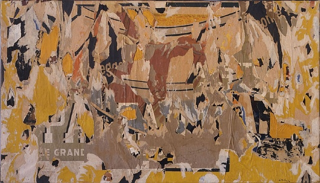 Untitled, 1960 - Миммо Ротелла