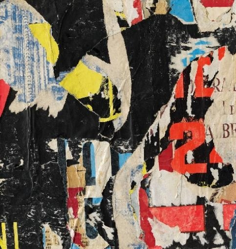 Untitled, 1961 - Миммо Ротелла