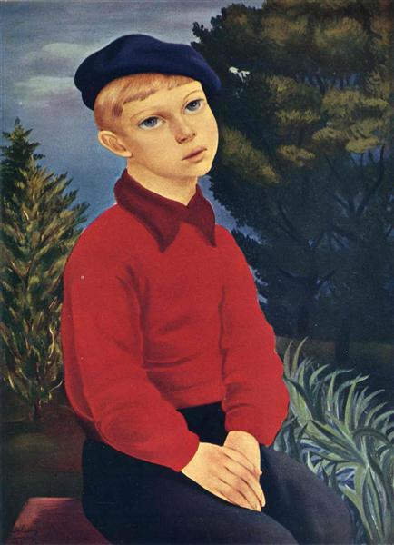 Мальчик, 1948 - Моис Кислинг